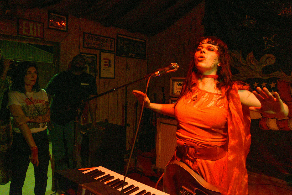 images/Le Butcherettes at Pappy and Harriets/Feel the Music