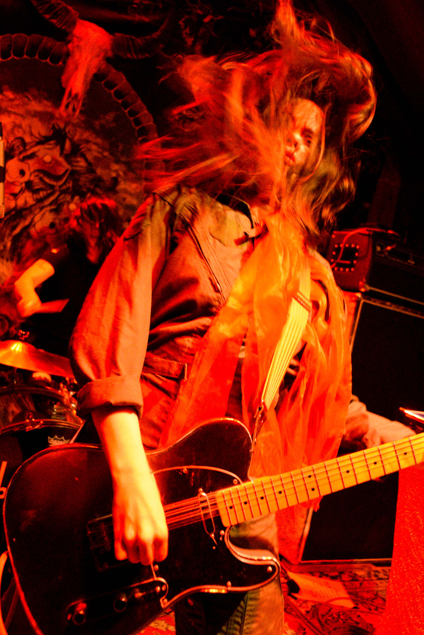 images/Le Butcherettes at Pappy and Harriets/In Motion
