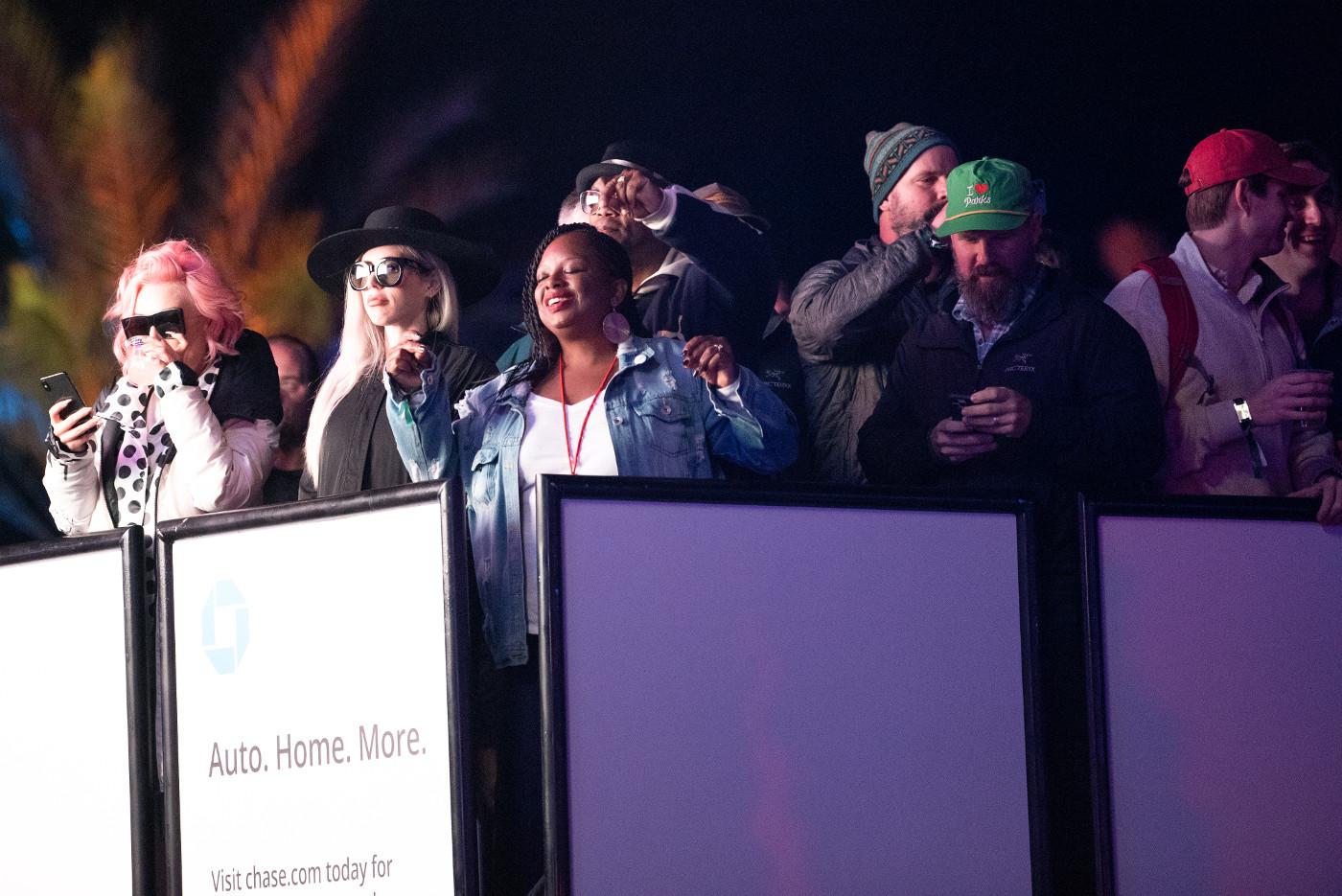 images/4xFar 2020/VIP fans viewing Kaytranada